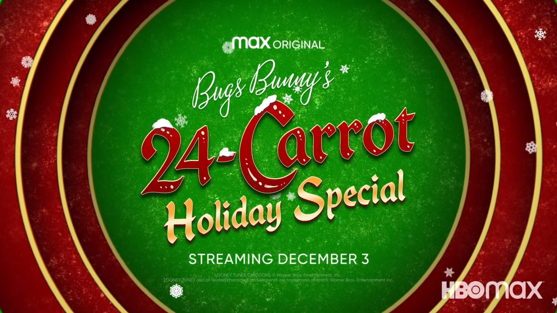 Bugs Bunny's 24-Carrot Holiday Special