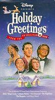 Ed Sullivan Holiday Greetings VHS