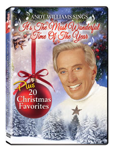 """Andy Williams Sings """"It's the Most Wonderful Time of the Year"""" (special)"""