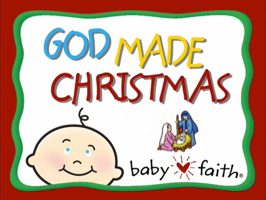 God Made Christmas