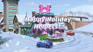 Happy Holiday Helpers