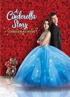 A Cinderella Story Christmas Wish DVD