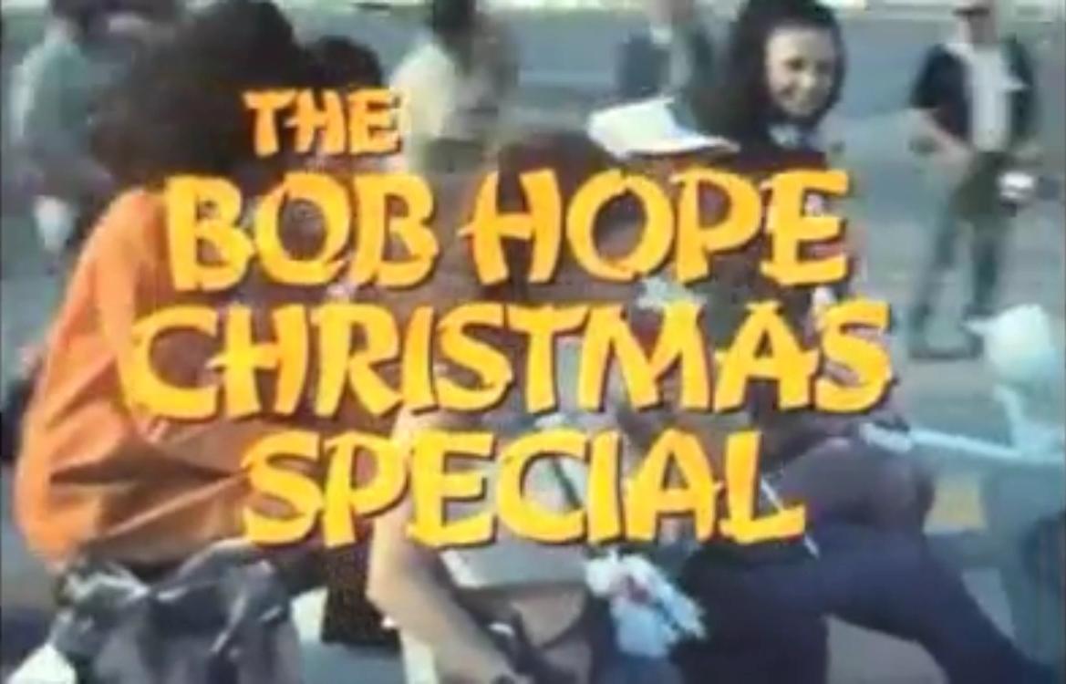 The Bob Hope Christmas Special
