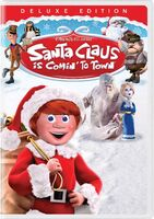 Santa Claus Is Coming To Town DVD 2018