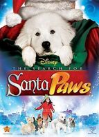 The Search for Santa Paw DVD