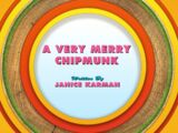 A Very Merry Chipmunk (ALVINNN!!! and The Chipmunks)