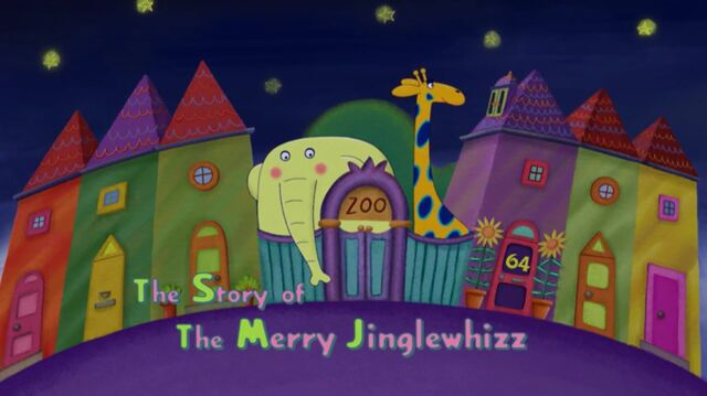 The Story of the Merry Jinglewhizz