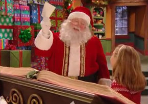 A Visit to Santa (Barney and Friends)
