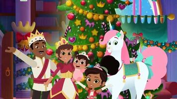 The Knight Before Christmas (Nella the Princess Knight)