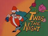 Twas the Night (Johnny Bravo)