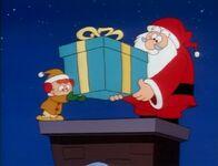 The Town Santa Forgot