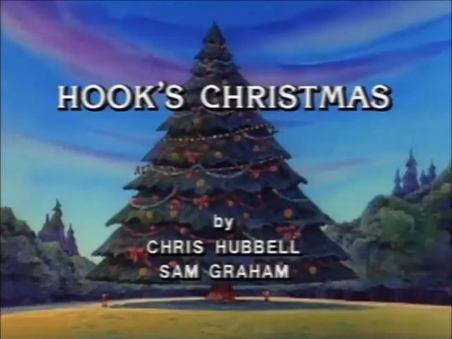 Hook's Christmas
