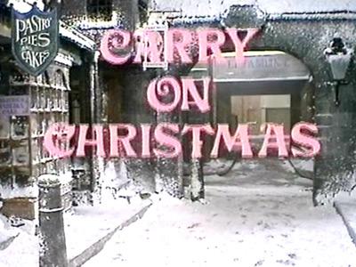Carry on Christmas (1969)