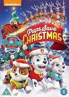 Pups Save Christmas DVD UK