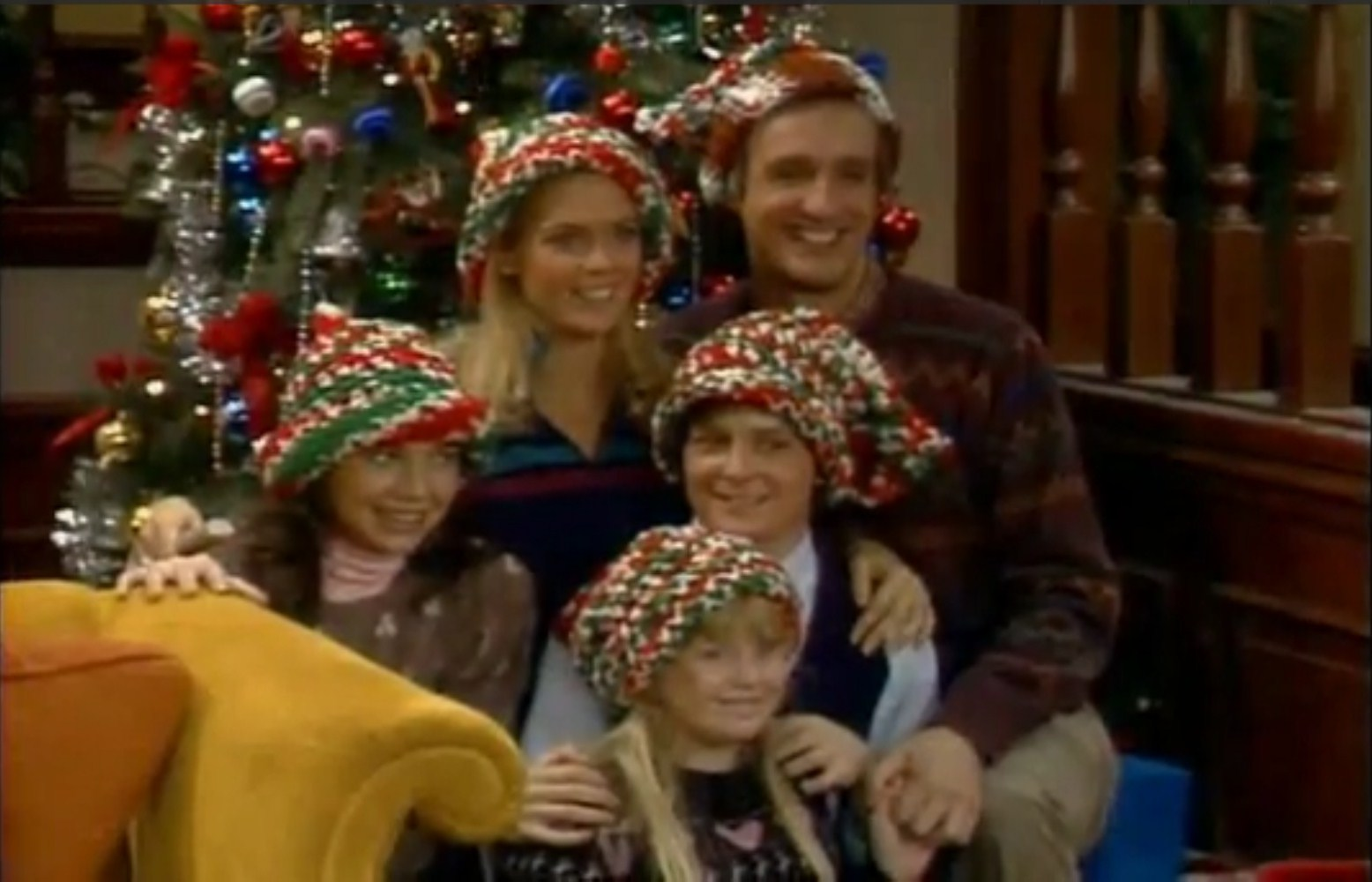 A Christmas Story (Family Ties)
