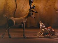 Rudolph's Parents (Rudolph and Frosty's Christmas in July)