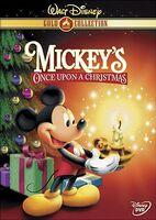 MickeysOnceUponAChristmas DVD