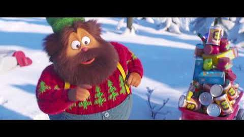 The Grinch Bricklebaum Tells The Grinch Film Clip Now on Digital