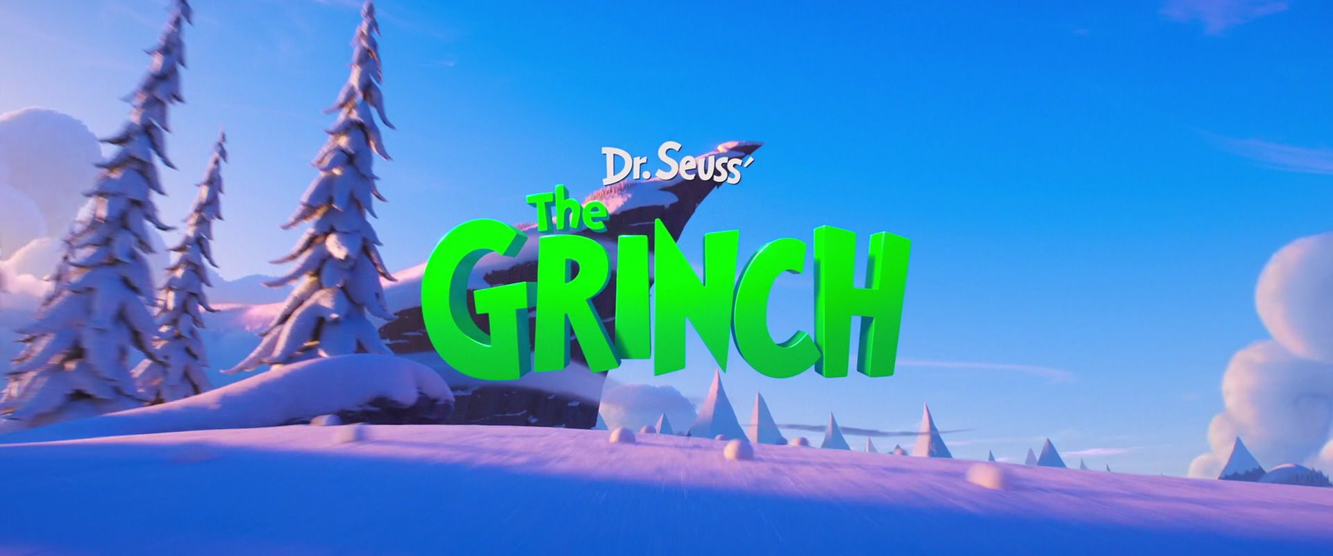 The Grinch 2018 Movie Christmas Specials Wiki Fandom