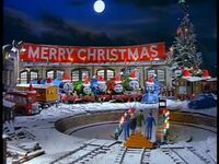 Thomas and Friends Merry Christmas