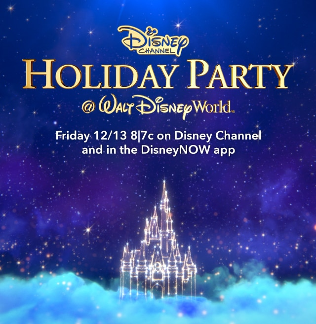 Disney Channel Holiday Party @ Walt Disney World