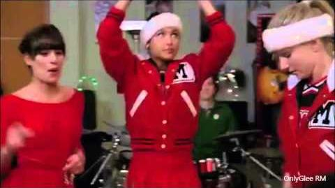 """GLEE """"All I Want For Christmas Is You"""" (Full Performance) From """"Extraordinary Merry Christmas"""""""