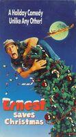 Ernest Saves Christmas VHS