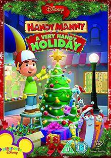 A Very Hany Holiday DVD.jpg