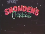 Snowden's Christmas