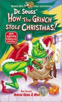 Grinch VHS 1999