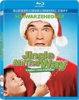 Jingle All The Way Family Fun Edition Blu-Ray Combo