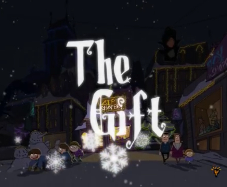 The Gift (Crime Time)