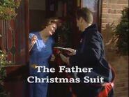 Father Christmas Suit titlecard