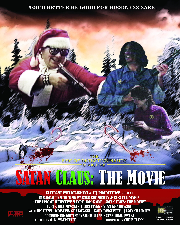 Book One - Satan Claus