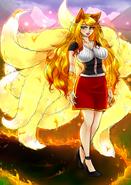 Flarah - Kitsune