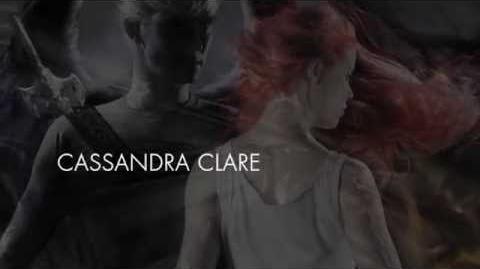 Cassandra Clare COHF Reading