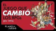 Chrono Trigger El Juego Adelantado a su Tiempo (RETROSPECTIVA) PLANO DE JUEGO