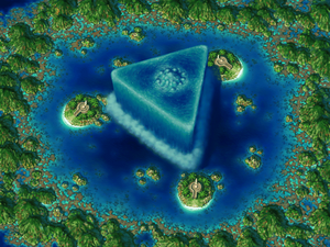 The Sea of Eden
