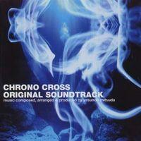 Chrono Cross Original Soundtrack cover