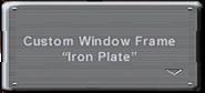 IronPlateFrame