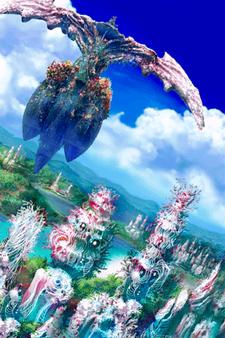 Terra Tower above Dinopolis
