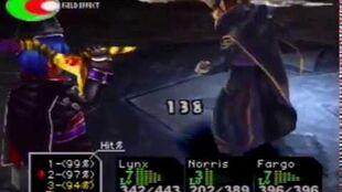 Chrono Cross - Dark Serge