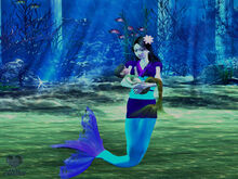 The motherly mermaid by aisiko-d84tycy.jpg
