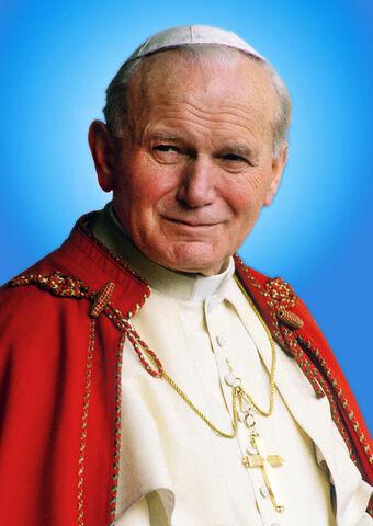 Jan Paweł II | Chrześcijaństwopedia Wiki | Fandom