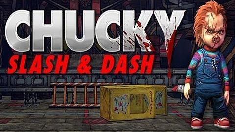 Chucky Slash & Dash iPhone iPod Touch iPad Gameplay HD
