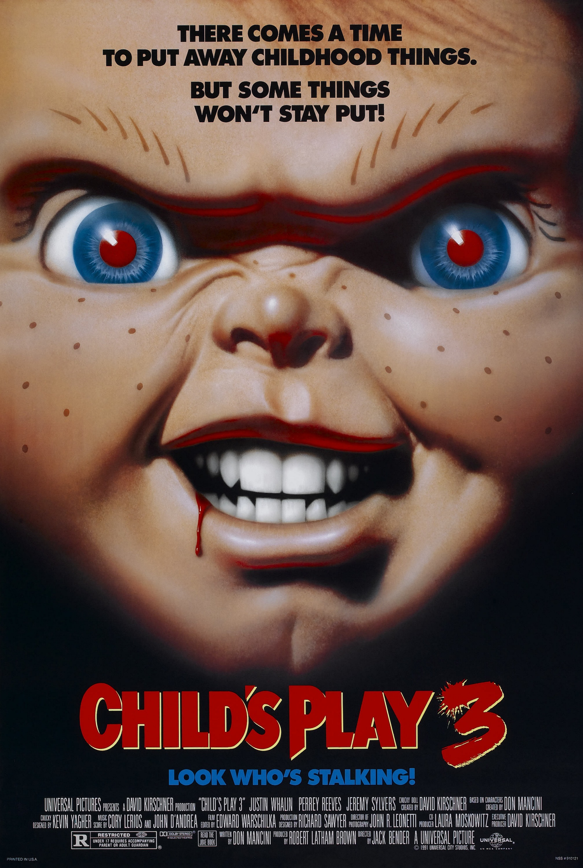 Chucky estreno