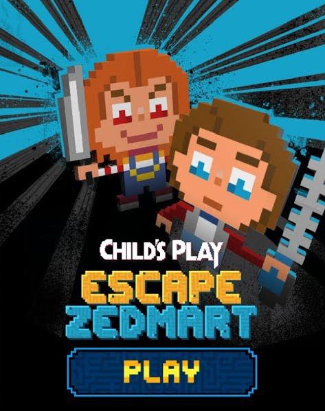 Escape Zedmart