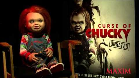 """Chucky From """"Child's Play"""" Answers Your Questions!"""