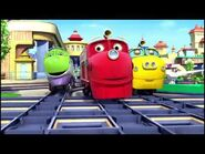 Chuggington- Tales from the Rails- Theme Song (UK)