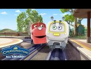 Discover Chuggington- All Aboard!- On the Right Track! (UK)
